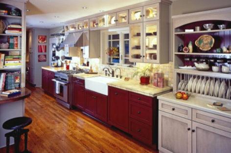 9 phong cách tủ bếp đang được ưa chuộng
