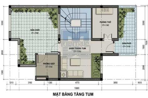 Biệt thự nhà vườn 150m2 với không gian xanh mát