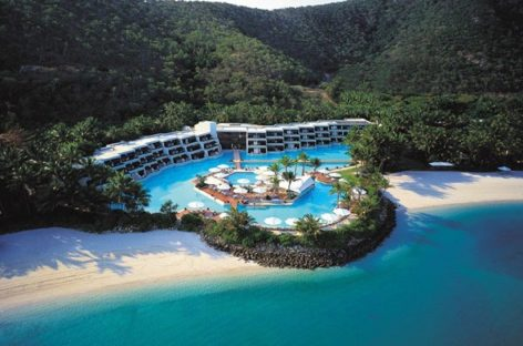 Vẻ đẹp quyến rũ của Hayman Island Resort