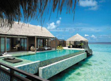 Vẻ đẹp tuyệt vời của Shangri-La's Villingili Resort & Spa