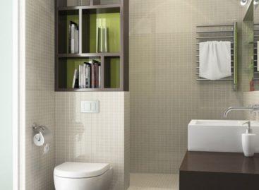 Bài trí phòng tắm 4m2 sang trọng, thoáng đãng