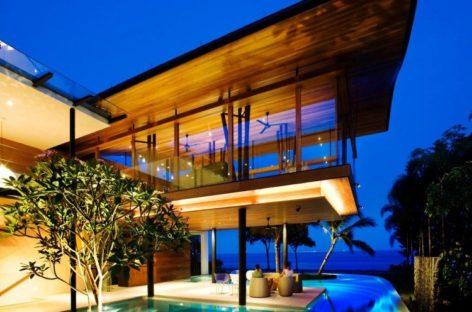 Toà nhà Fish House sang trọng và độc đáo ở Singapore
