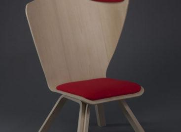 Ghế Bravo – Mẫu thiết kế sáng tạo của Matte Nyberg