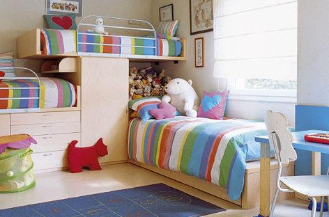 """9 quy tắc """"chuẩn"""" thiết kế, lựa chọn nội thất cho phòng trẻ"""