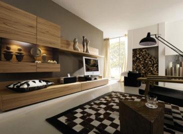 10 phòng khách đương đại