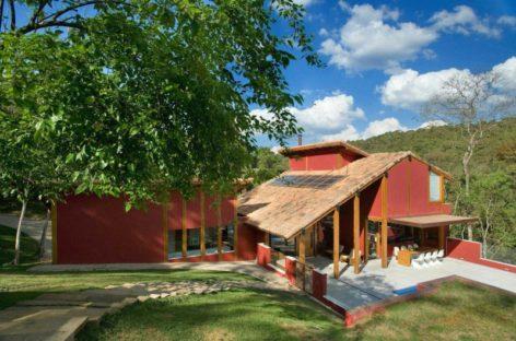 Sống giữa thiên nhiên Horizonte với Forest House