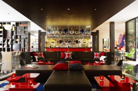 Trẻ trung và rực rỡ với khách sạn citizenM đầu tiên ở London