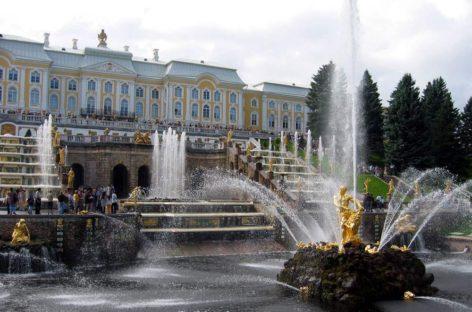 Tuyệt tác Samson tại Saint Petersburg – Versailles của nước Nga