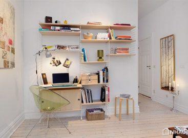Căn hộ nhỏ với thiết kế không gian mở
