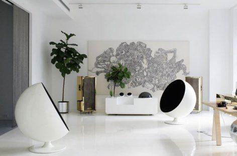 Sang trọng với thiết kế căn hộ Detiger Residence của StudioMDA