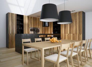 Ngôi nhà đơn giản và hiện đại với tone màu đen – trắng