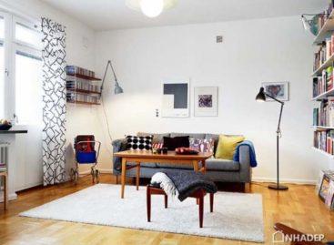 Sang trọng và hiện đại với căn hộ mang phong cách Vintage