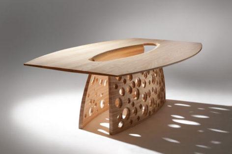 Salcombe – Chiếc bàn độc đáo với cảm hứng từ vùng ven biển