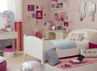 25 mẫu phòng lý tưởng cho teen girl