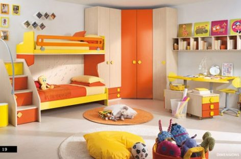 21 kiểu phòng đẹp cho trẻ em