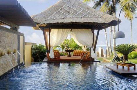 Bể bơi phong cách Bali