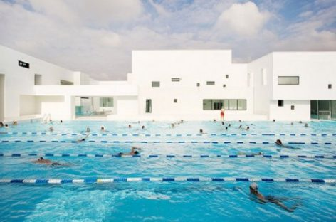 Hồ bơi trong nhà tại Pháp – Độc đáo khẳng định đẳng cấp