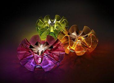 Huyền diệu với đèn LED Flamenca