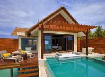 Thiên đường nghỉ dưỡng ở Maldives