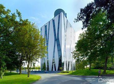 Thư viện OASE – ốc đảo ngay giữa Düsseldorf, Đức