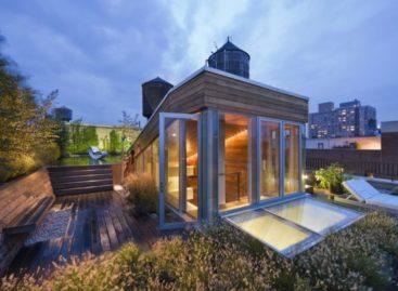 Đưa thiên nhiên vào nhà với căn hộ ở Manhattan