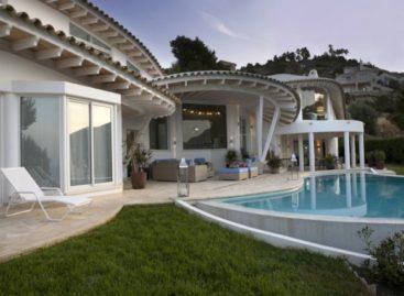 Biệt thự đẹp sang trọng ở Mallorca
