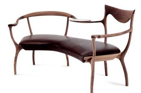 Phá cách cùng với ghế gỗ Francoceccotti