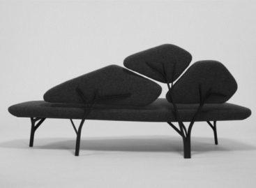 Sofa độc đáo lấy cảm hứng từ thiên nhiên