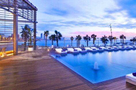 Trải nghiệm cuộc sống vương giả tại khách sạn W Barcelona
