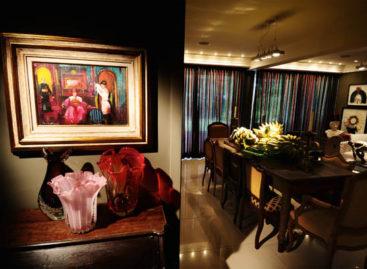 Thiết kế phòng khách lấy cảm hứng từ nền văn hóa Brazil
