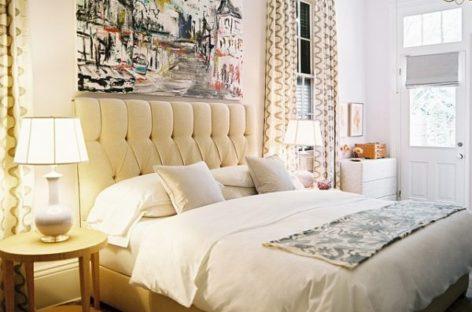 Ý tưởng chiếu sáng cho phòng ngủ
