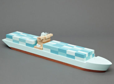 Mô hình đồ chơi của những chiếc tàu lớn nhất thế giới