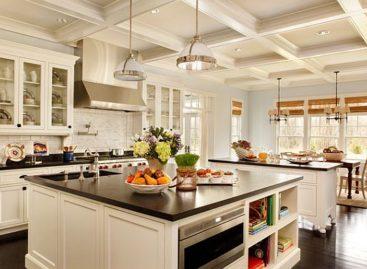 101 ý tưởng tu sửa nhà bếp! (Phần 1)