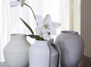Nét độc đáo trong lối thiết kế của bình hoa Curious Vase