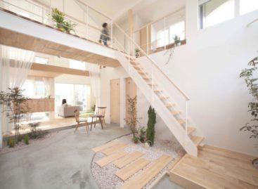 Nét thanh bình trong không gian sống đương đại Kofunaki
