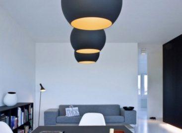 Sang trọng với thiết kế tối giản của căn hộ Penthouse II