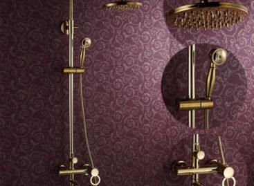 Trang bị vòi nước cao cấp cho phòng tắm nhà bạn