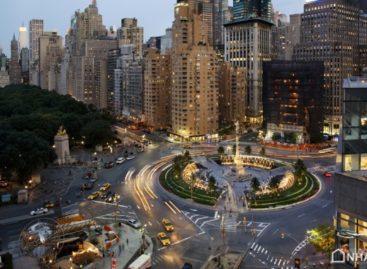 Vòng xoay Columbus, Manhattan – điểm dừng chân thú vị của khách bộ hành