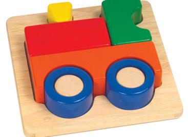 Bộ đồ chơi xếp hình Primary Puzzle dành cho bé (Phần 2)