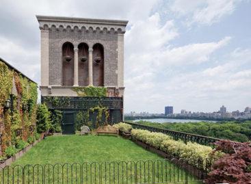 Xanh tươi với khu vườn trên mái nhà cho không gian đô thị