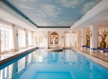 Ý tưởng thiết kế hồ bơi trong nhà