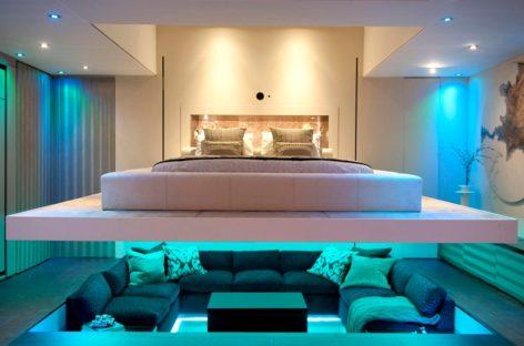 Ấn tượng với các thiết kế nội thất bay bổng của Yo! Home