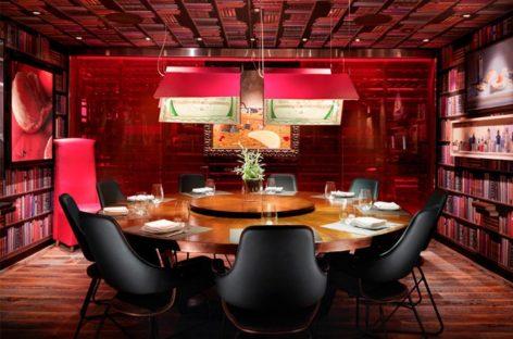 Nhà hàng Jaleo đầy màu sắc và ấn tượng