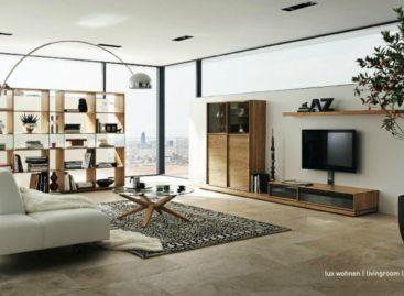 Nội thất gỗ cho không gian đương đại