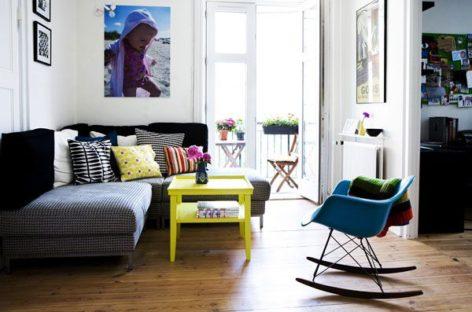 Nội thất hoàn hảo cho phòng khách chung cư