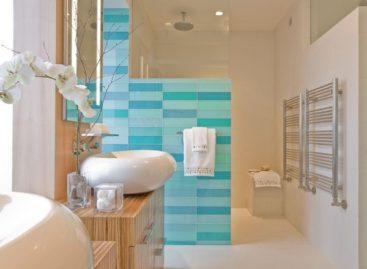 Tôn vinh vẻ đẹp lộng lẫy cho phòng tắm của bạn với vật liệu kính