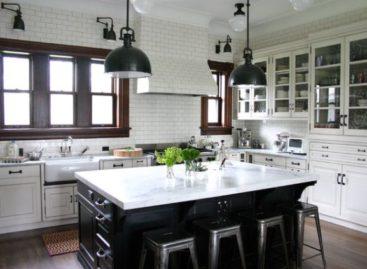 10 ý tưởng thiết kế đèn nhà bếp đẹp mắt và lôi cuốn