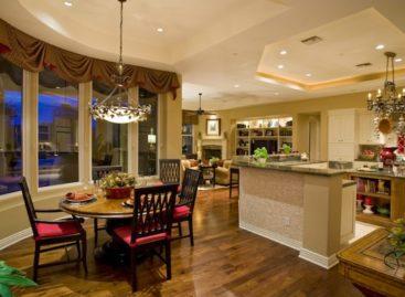 Những lý do bạn nên chọn bàn tròn cho khu vực bếp ăn