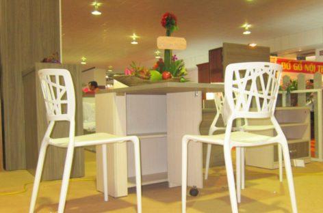 Giải pháp nội thất cho không gian hẹp