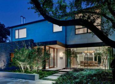 Ấn tượng với lối thiết kế sang trọng và hiện đại trong căn nhà ở Dallas
